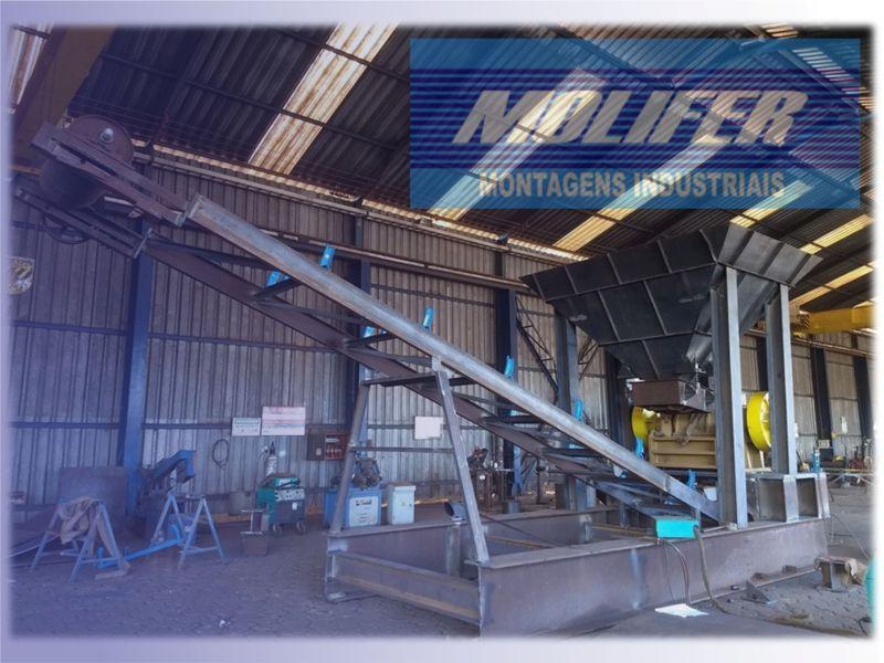 Empresas de manutenção de equipamentos industriais