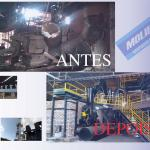 Industrias de manutenção industrial