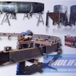 Montagem manutenção industrial